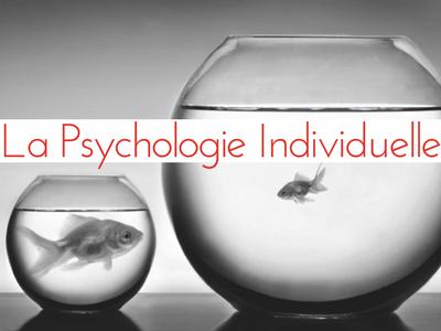 la théorie de la psychologie indviduelle