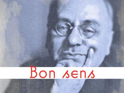 Lexique Bon Sens