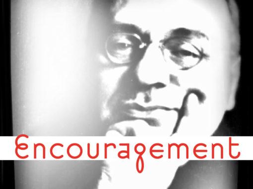 Lexique Encouragement