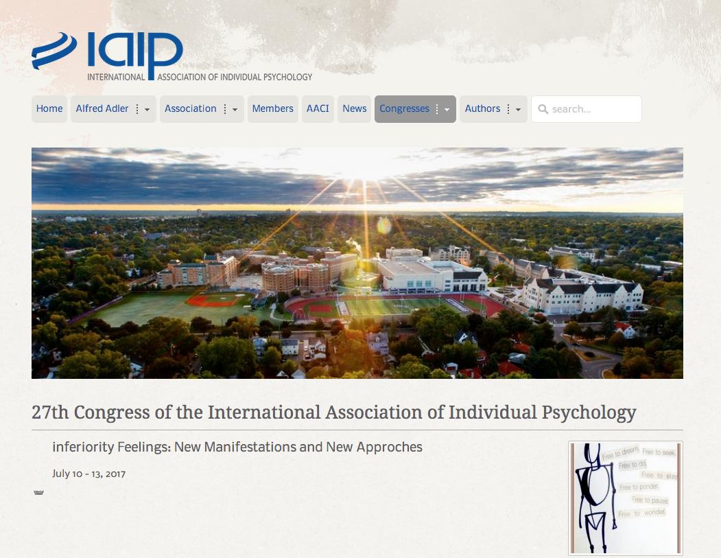 27ème congres IAIP