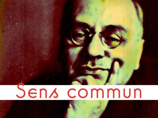 Lexique Sens Commun
