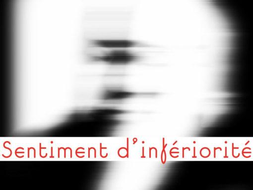 Lexique Sentiment d'Infériorité
