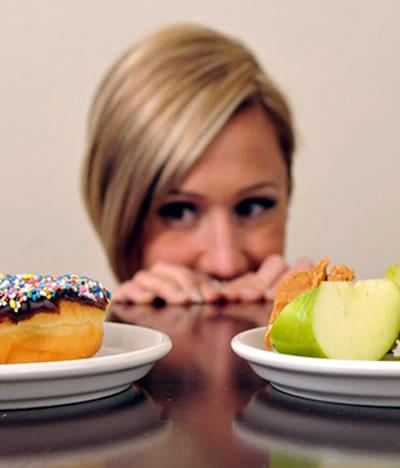 troubles de l'alimentation