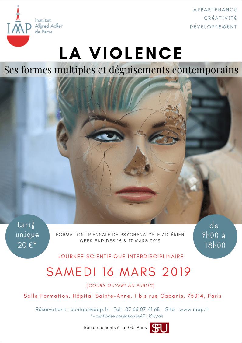 Journée Scientifique 16/03/2019